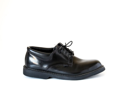 oxford police general duty shoes leather vibram