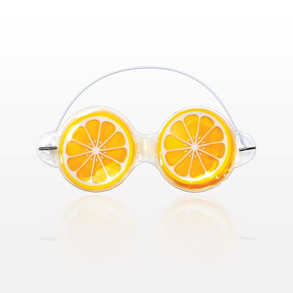 Eye Care Orange Fruit Mask, 1 unit, fruit lovers, orange lovers