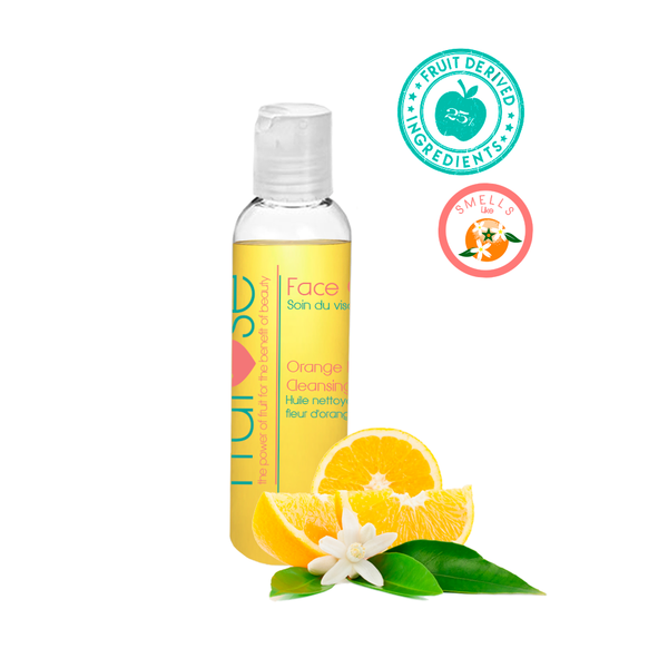 Face Care Orange Blossom Cleansing Oil, 60 mL 1 unit, fruit lovers, orange lovers