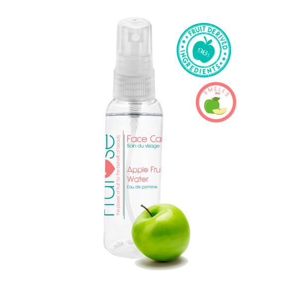 Face Care Apple Fruit Water, 60 mL, 1 unit, fruit lovers, apple lovers