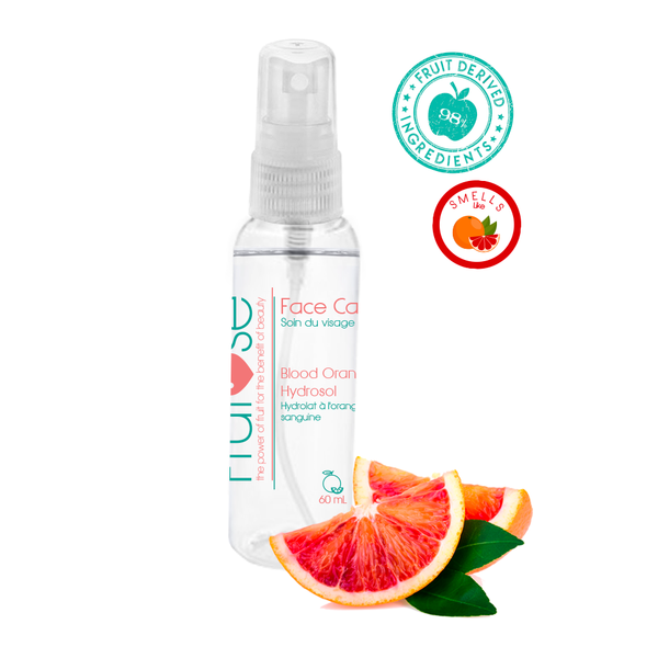 Face Care Blood Orange Hydrosol, 60 mL, 1 unit, fruit lovers, orange lovers