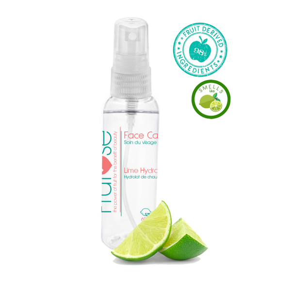 Face Care Lime Hydrosol, 60 mL, 1 unit, fruit lovers, lime lovers