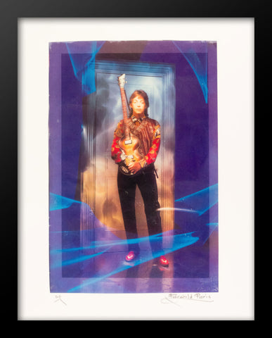 Paul McCartney Poster by Fairchild Paris