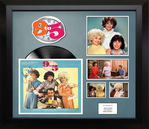 Dolly Parton - 9 to 5 - Signed Album