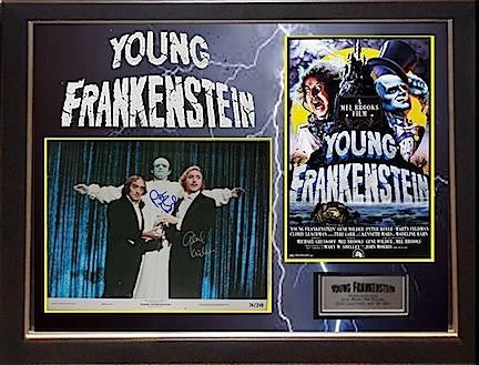 Young Frankenstein Trademarked Movie Still Photo - LuxeWest