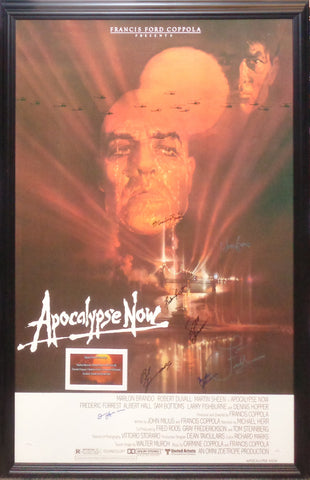 Apocalypse - Signed Movie Poster