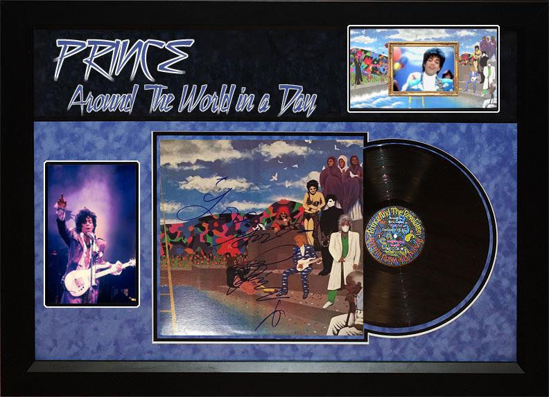 Image result for prince around the world in a day album