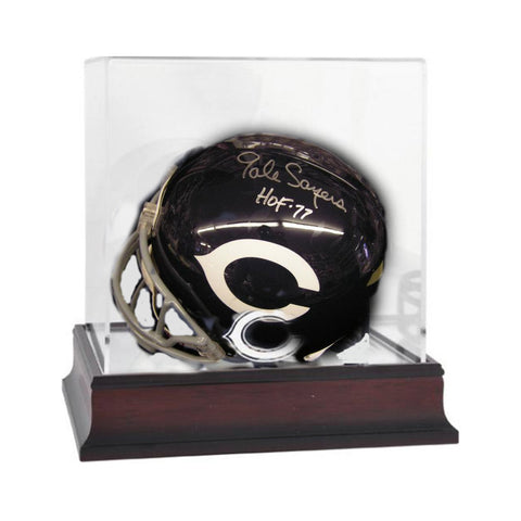 Gale Sayers Chicago Bears Autographed Full Size NFL Helmet