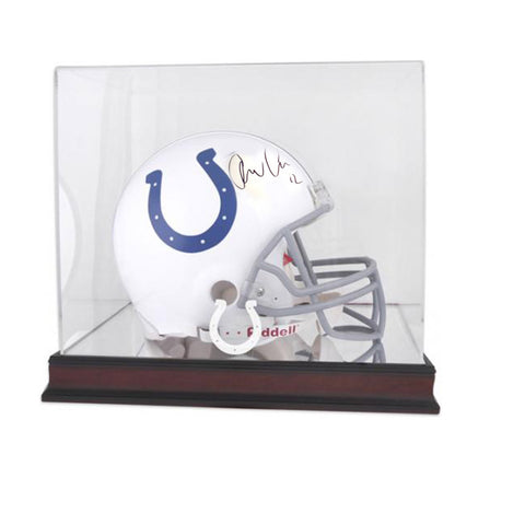 Andrew Luck Indianapolis Colts Autographed Full Size NFL Helmet