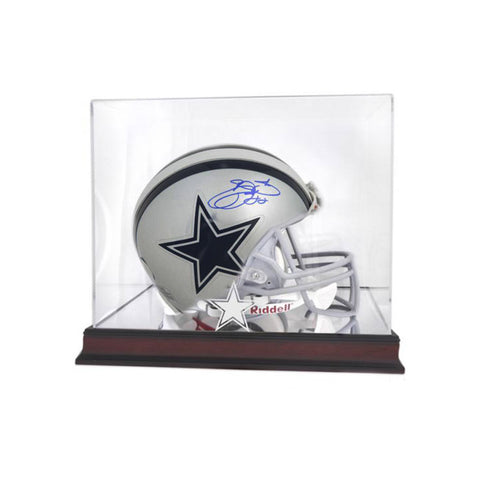 Emmitt Smith Dallas Cowboys Autographed Full Size NFL Helmet