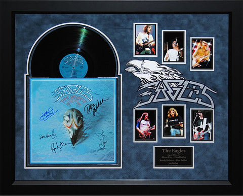 Eagles - Greatest Hits 1971-1975 Signed Album
