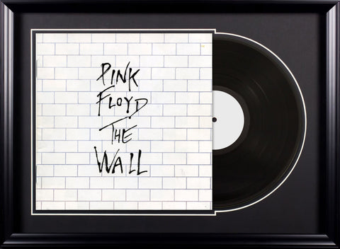 Pink Floyd - The Wall - Vintage Album Deluxe Framed