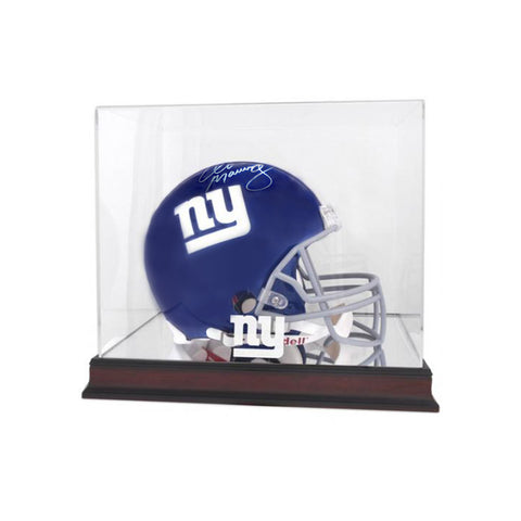 Eli Manning Full Size Autographed New York Giants NFL Helmet
