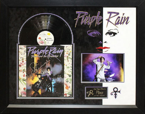 Prince - Purple Rain - Signed Album