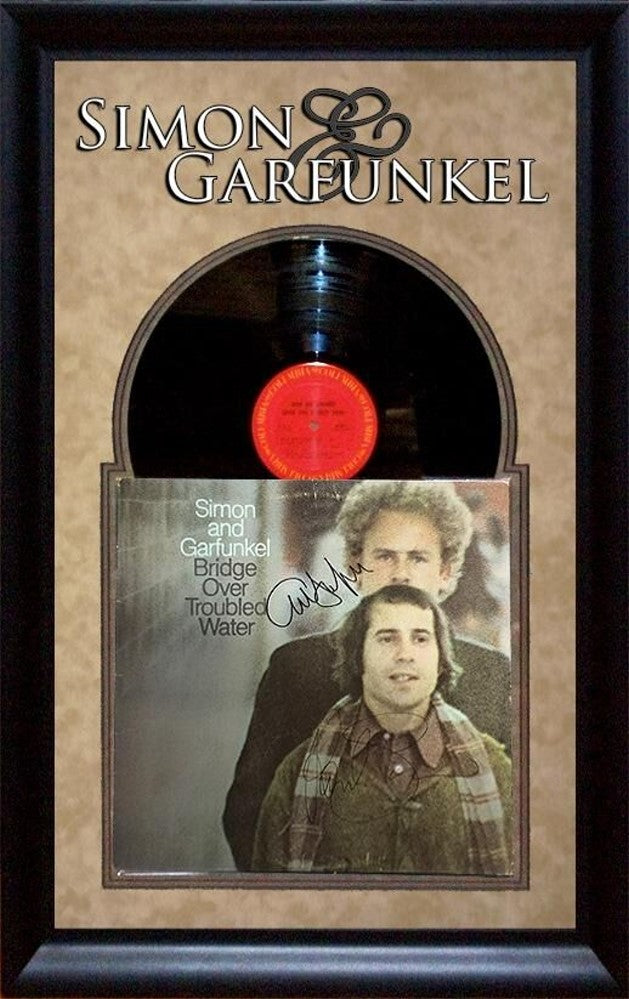 Simon and Garfunkel - Bridge over Troubled Water Signed Album
