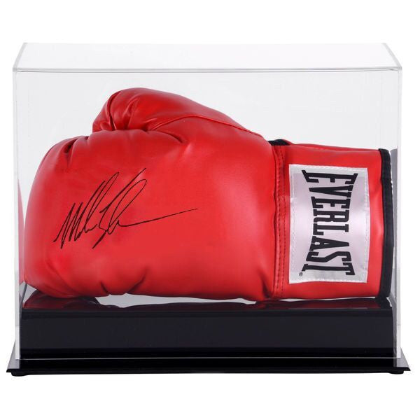 Signed Mike Tyson boxing glove - LuxeWest