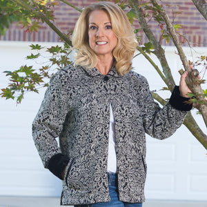 Whistle River Potomac Chenille Jacket
