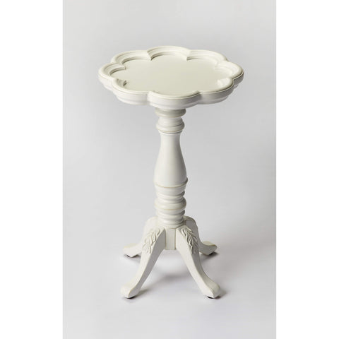 Butler Whitman Cottage White Scatter Table 923222-Accent Table-Floor Mirror Gallery