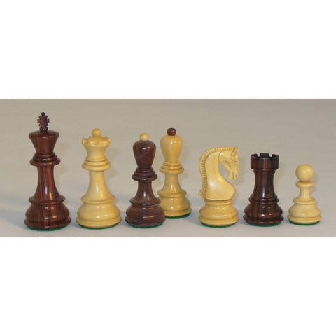 Rosewood Old Russian , Checkmate, India, 1007RO, by WorldWise Imports-Chessmen-Floor Mirror Gallery