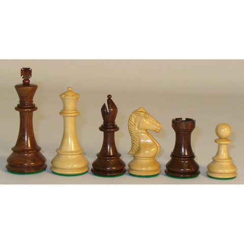 Sheesham Chevalier, Checkmate, India, 1011S4, by WorldWise Imports-Chessmen-Floor Mirror Gallery