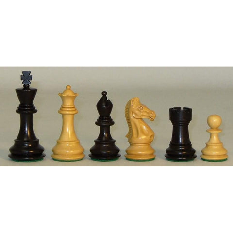 Black Pro, Checkmate, India, 1013B375, by WorldWise Imports-Chessmen-Floor Mirror Gallery