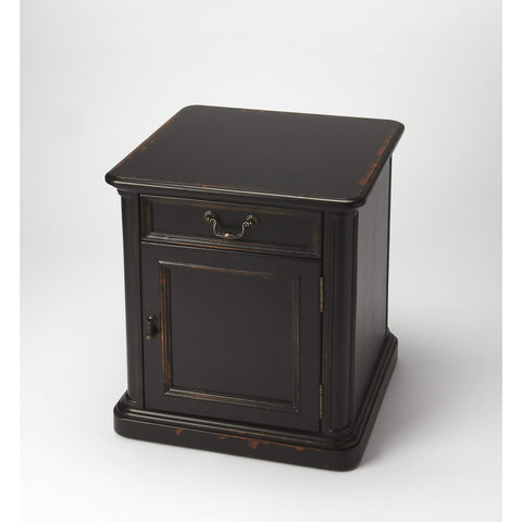 Butler Thayer Midnight Rose Accent Table 1155250-ACCENT TABLE-Floor Mirror Gallery