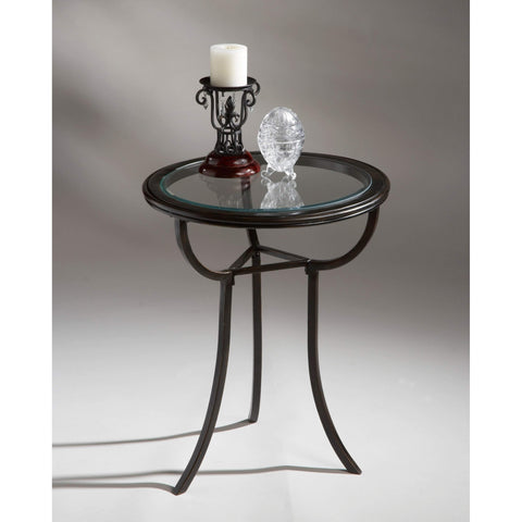 Butler Danley Transitional Accent Table 1451025-Accent Table-Floor Mirror Gallery