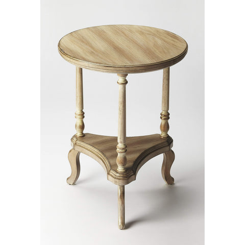 Butler Petry Driftwood Accent Table 1590247-Accent Table-Floor Mirror Gallery