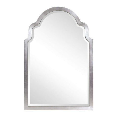 Howard Elliott Sultan Arched Mirror 36H x 24W x 1D - 20107-Wall Mirror-Floor Mirror Gallery