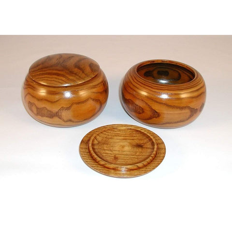 Wood Go Bowls, 22806, by WorldWise Imports-Go-Floor Mirror Gallery
