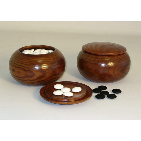 8mm Glass Stones and bowls, 22808K-06, by WorldWise Imports-Go-Floor Mirror Gallery