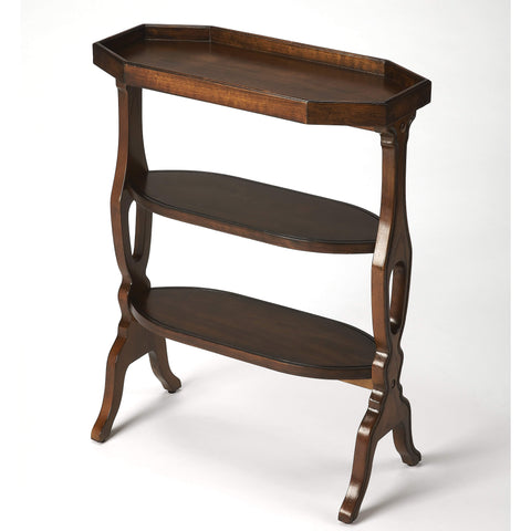 Butler Hadley Plantation Cherry Accent Table 2330024-Accent Table-Floor Mirror Gallery