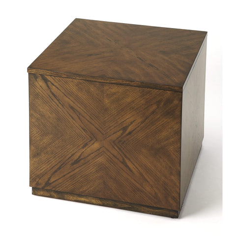Butler Summerlin Praline Bunching Cube 2425245-Accent Table-Floor Mirror Gallery