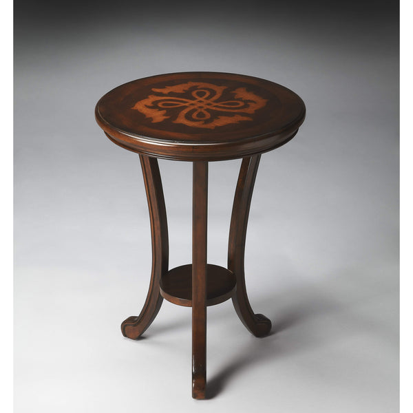 Butler Yates Plantation Cherry Accent Table 2619024-Accent Table-Floor Mirror Gallery