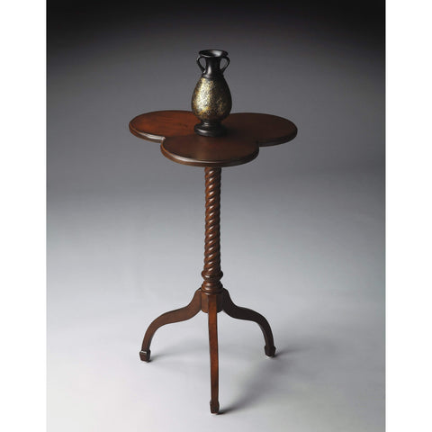 Butler Zenobia Plantation Cherry Accent Table 3035024-Accent Table-Floor Mirror Gallery