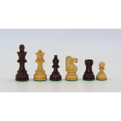 Rosewood Lardy, Checkmate, India, 30RL, by WorldWise Imports-Chessmen-Floor Mirror Gallery