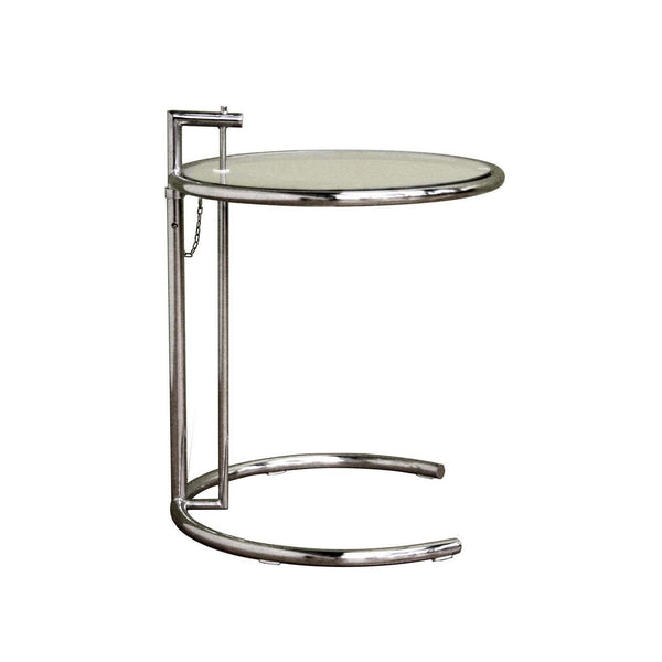 Baxton Studio Eileen Gray End Table - 316f-Coffee, Accent Tables-Floor Mirror Gallery