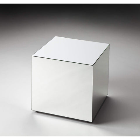 Butler Emerson Mirrored Bunching Cube 3189146-Accent Table-Floor Mirror Gallery