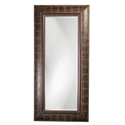 Howard Elliott Pamela Leaner Mirror 3H x 40W x 84D - 33017-Wall Mirror-Floor Mirror Gallery