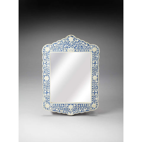 Butler  Bone Inlay Wall Mirror 3451319 - Floor Mirror Gallery
