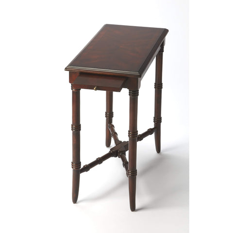 Butler Skilling Plantation Cherry Chairside Table 3531024-Chairside Chests-Floor Mirror Gallery