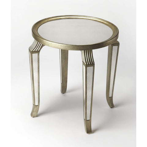 Butler Monroe Mirror Accent Table 3622146-Accent Table-Floor Mirror Gallery