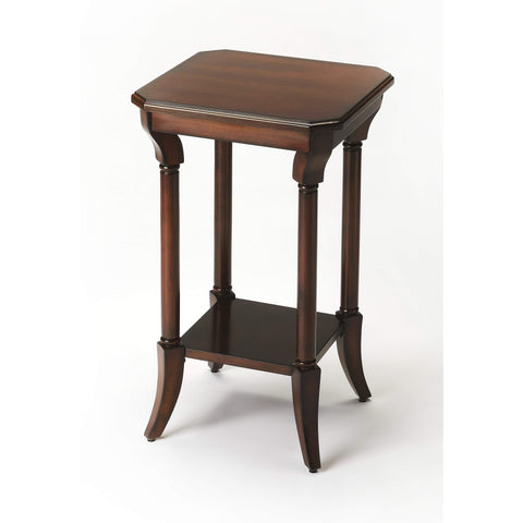 Butler Darla Plantation Cherry End Table 3628024-Accent Table-Floor Mirror Gallery