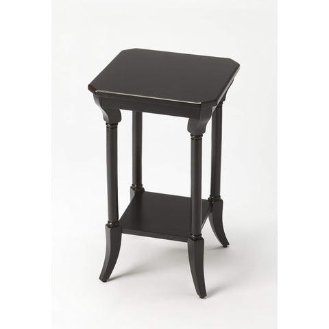 Butler Darla Black Licorice End Table 3628111-Accent Table-Floor Mirror Gallery
