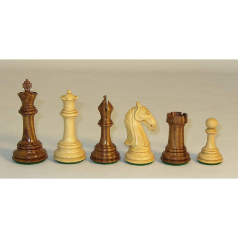 Sheesham Camelot, Checkmate, India, 37SCAM, by WorldWise Imports-Chessmen-Floor Mirror Gallery