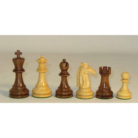 Mustang Sheesham, Checkmate, India, 37SM, by WorldWise Imports-Chessmen-Floor Mirror Gallery