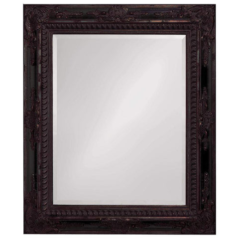 Howard Elliott Monaco Mottled Bronze Mirror 37H x 30W x 2D - 4031-Wall Mirror-Floor Mirror Gallery