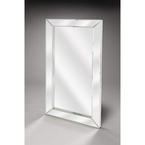 Butler Emerson Mirrored Wall Mirror 4214146-Wall Mirror-Floor Mirror Gallery