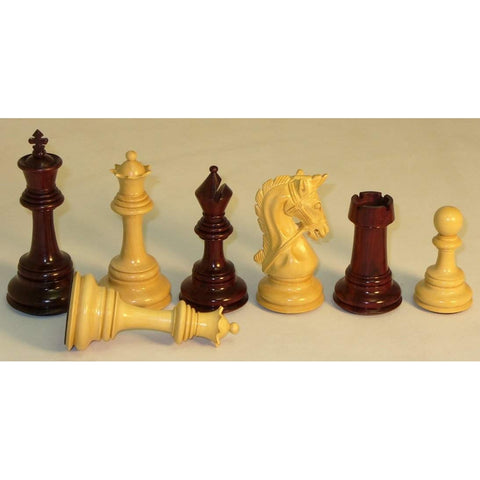 Bud Rosewood Parthenon, Checkmate, India, 42BRPRDQ, by WorldWise Imports-Chessmen-Floor Mirror Gallery