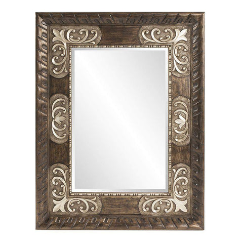 Howard Elliott Tate Small Mirror 84H x 60W x 3D - 43002sm-Wall Mirror-Floor Mirror Gallery